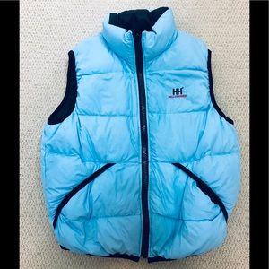 Helly Hansen Reversible Puffer Vest Womens Medium